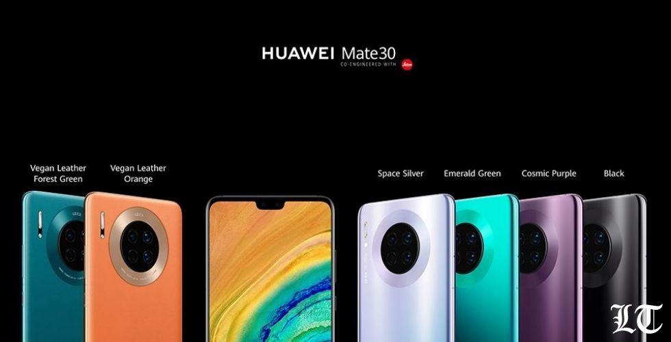 هواوي تعيد ابتكار الهواتف الذكية بإطلاقها السلسلة المتفوقة HUAWEI Mate 30