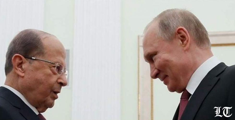 البُعدُ المسيحي والأقلوي في لقاء عون- بوتين