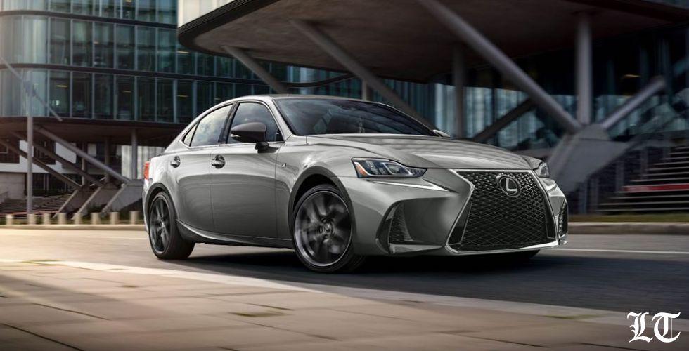 Lexus  تتباهى بسيّارتها الرياضيّة الجديدة