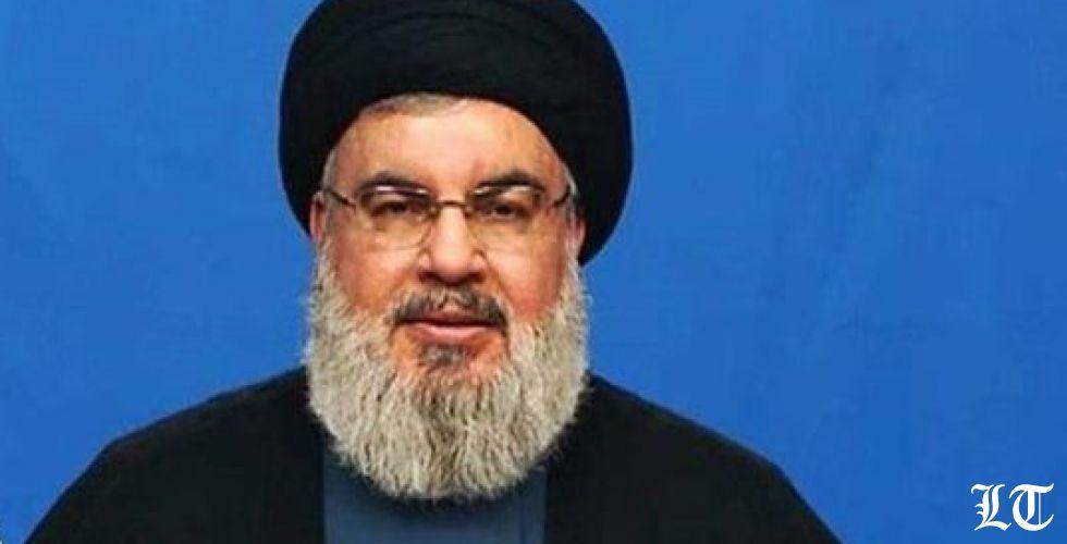 نصرالله:إيران لم تطلب الرد على اغتيال سليماني والهدف إخراج العسكر الاميركي من المنطقة