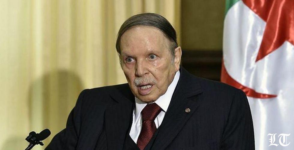 بوتفليقة لن يترشح لرئاسة الجزائر