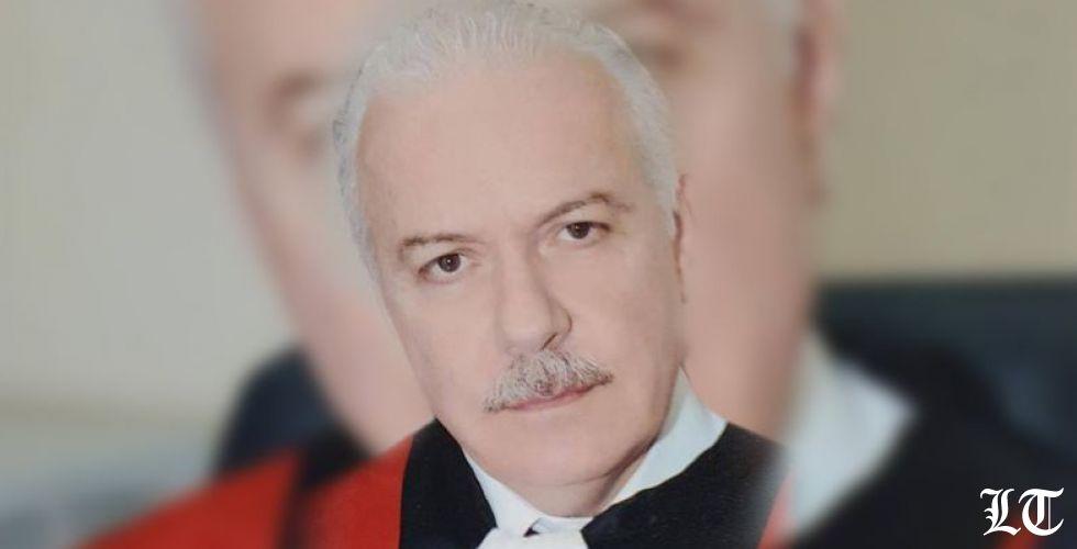 القاضي سهيل نديم عبود:سرّ أبيه