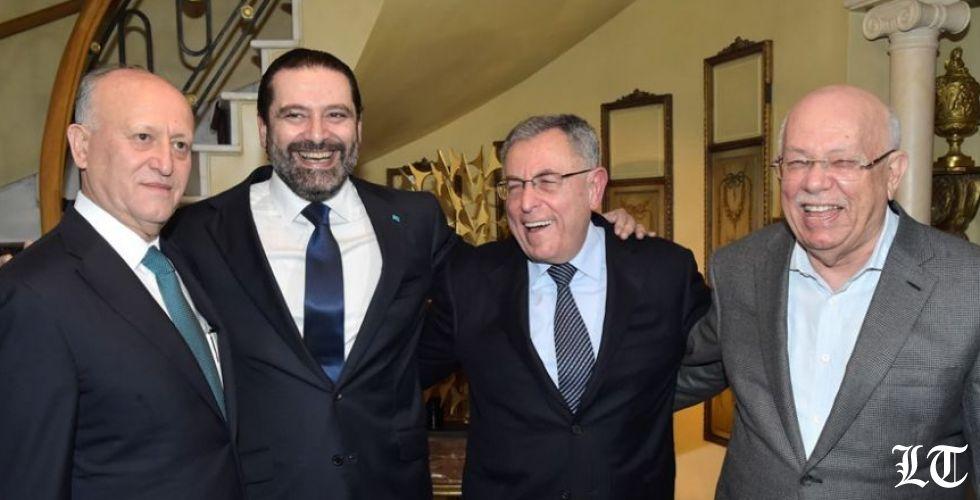 مصالحة بين الحريري وريفي... لصالح ديما جمالي