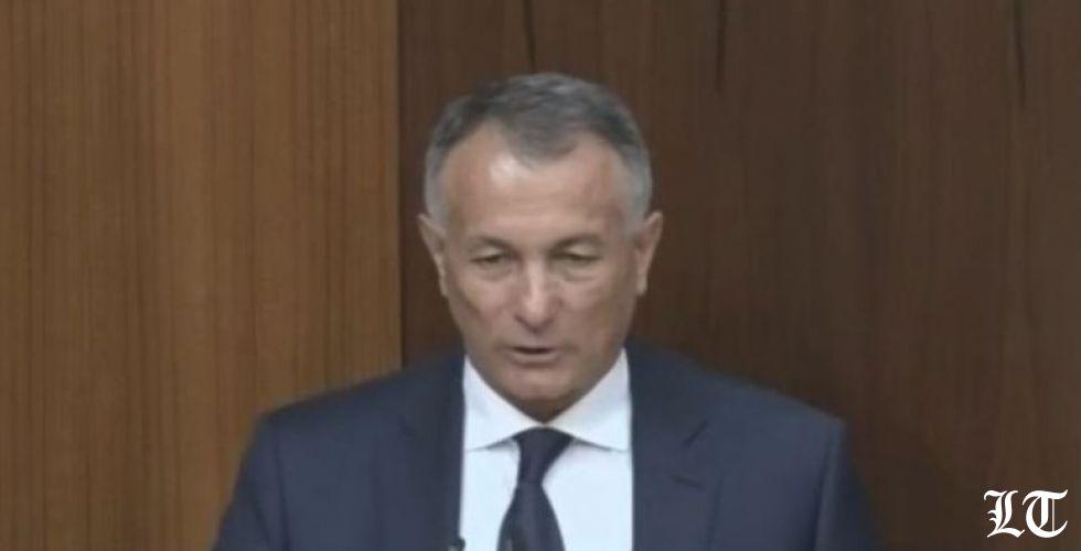القنبلة التي رماها شامل روكز في مجلس النواب
