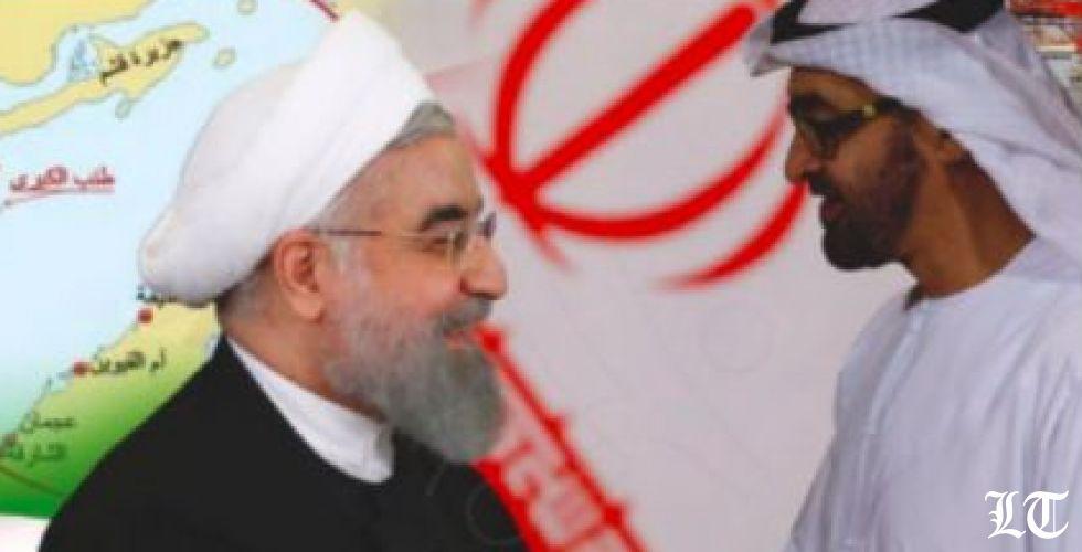 الموقف الايراني غير فاعل أو مقصود من الامارات في علاقتها مع اسرائيل