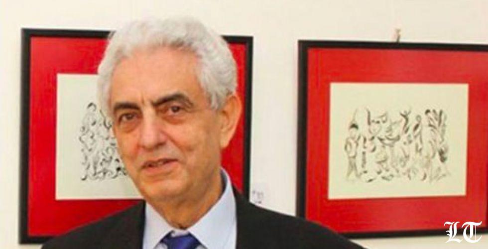 المفتي حسن خالد في صورة غير معروفة:تذكّروا واضبطوا عقارب الذاكرة