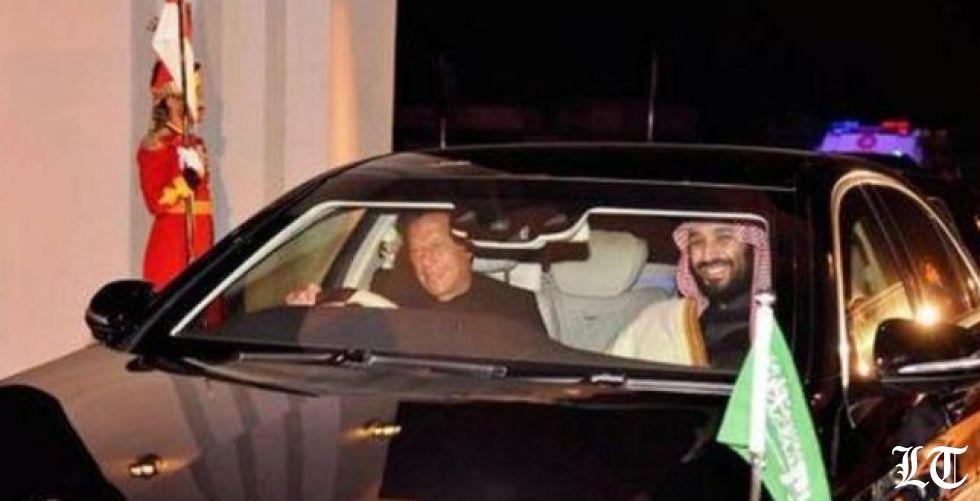 ولي العهد السعودي يُنعش الاقتصاد الباكستاني