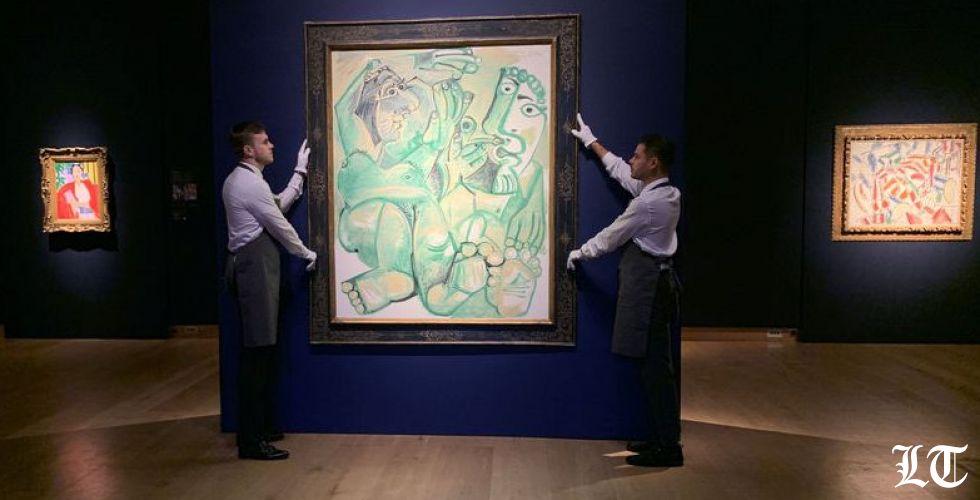 لوحاتٌ لنساء بالملايين لبيكاسو وليجيه وماتيس