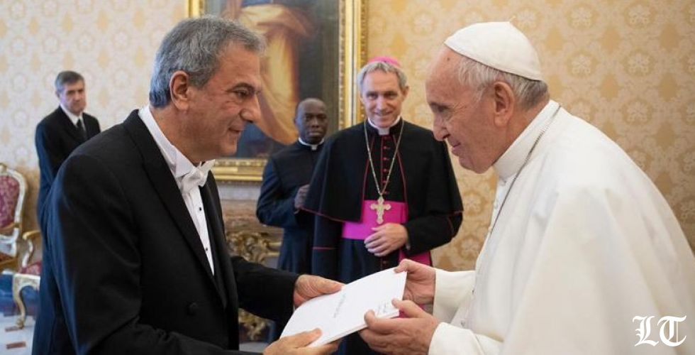 لبنان ليس أولية فاتيكانية لكن حوار الأديان والتلاقي مطلوب