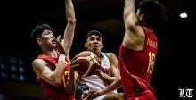 خسارة منتخب السلة امام الصين وبطاقة العبور المونديالية الى النافذة الاخيرة في شباط