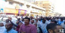 حالة طوارئ في مدن سودانية نتيجة  ثورة الخبز