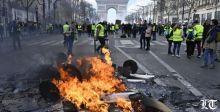 السترات الصفراء تشعل فرنسا مجدّداً
