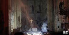 مأساة ١٥ نيسان في كاتدرائية نوتردام-باريس
