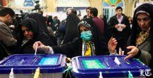 الإقبال على الانتخاب في ايران  هو الأضعف منذ الثورة الاسلامية