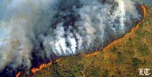 تشكيك دوليّ في الرئيس البرازيلي بشأن الحرائق الضخمة في غابات الأمازون