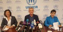 غراندي: إذا استمر العمل مع الجانب السوري فالنازحون سيعودون إلى سوريا طوعا