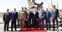 الدولة اللبنانيّة تستعيد الإحتفال التقليدي في ذكرى الشهداء