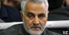 مقتل الجنرال الإيراني قاسم سليماني