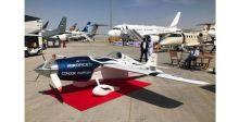 أول طائرة سباق كهربائية في دبي
