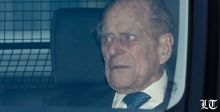شرطة بريطانيا تحذر زوج الملكة لقيادته دون حزام الأمان