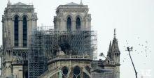 ترميم كاتدرائية نوتردام يدخل مرحلة خطرة