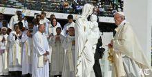 البابا في قداس أبوظبي:افعلوا الخير