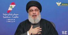 نصرالله:حزب الله حريص على السلم الأهلي