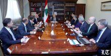 اجتماع قصر بعبدا: لا لدفع الديون