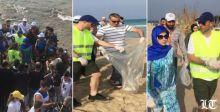 جريصاتي يجمع اللبنانيين في العرس البيئي الوطني