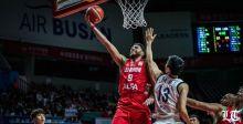 لبنان يخرج من مونديال السلة