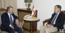 مهمة ساترفيلد المكوكية وصلت الى وضع اللمسات النهائية لشكل المفاوضات اللبنانية الاسرائيلية
