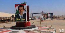 إعادة الحياة لمعبر القائم على الحدود العراقية السورية يفتح لإيران طريق طهران -بيروت