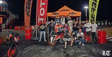 أ.ن.بو خاطر 390 Cup  للدراجات النارية، الجولة الرابعة