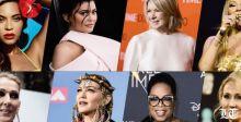 النساء المشاهير الأغنى في العالم