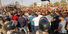 السيستاني:  سلمية الاحتجاجات في العراق مسؤولية القوات الأمنية