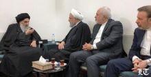 السيستاني لروحاني:احترام سيادة الدول وعدم التدخل في شؤونها الداخلية