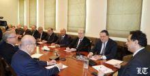 خطة انقاذ بين رئيس الحكومة ووفد الهيئات الاقتصادية