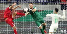 خسارة لبنانية أمام السعودية وأمل بالعبور الىالدور الثاني