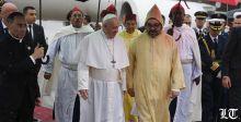 البابا والعاهل المغربي لقدس متعددة الاديان