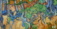 """لوحة """"الوداع"""" التي رسمها فان غوغ قبل انتحاره"""