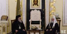 أرثودوكس لبنان وسوريا تحت قبة بطريرك روسيا