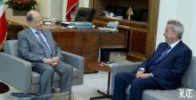 حاكم مصرف لبنان في لقاءاته الدورية مع الرئيس عون بين التشاؤم والتفاول