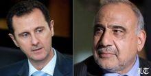 وفدٌ أمنيّ عراقيّ التقى الأسد بحثا عن مواجهة داعش