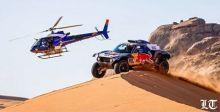 لقطات رائعة لميني في سباق الصحراء