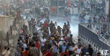 حظر التجول في بغداد
