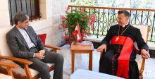 مفاجأة إيران: سفيرها في الديمان على مطل الوادي المقدّس