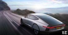 سيارة المستقبل تجمع بين الشمس والكهرباء